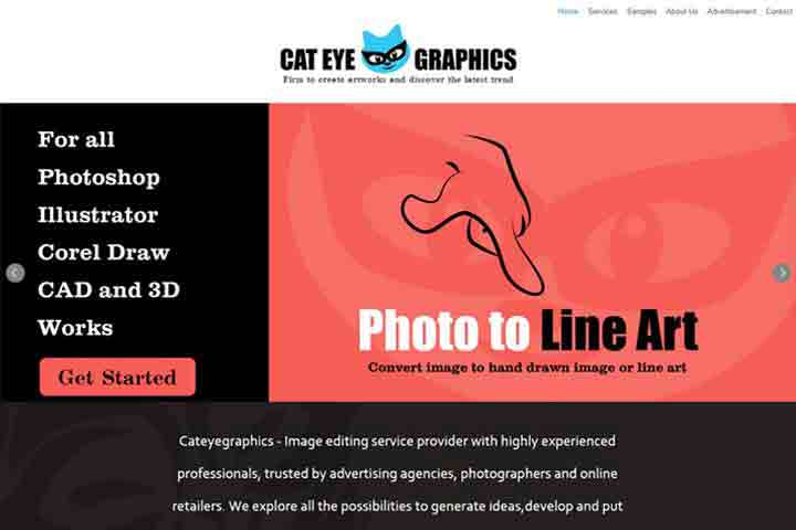 Website Devlopment-cateyegraphics-template